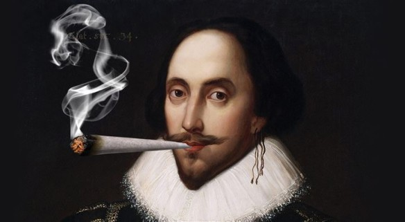 picc Cannabis-Shakespeare2