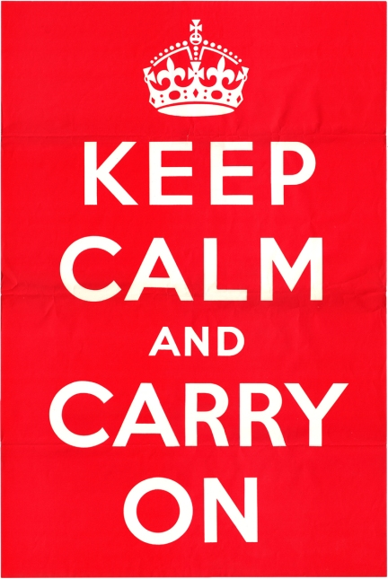 snort Keep-calm-and-carry-on-scan